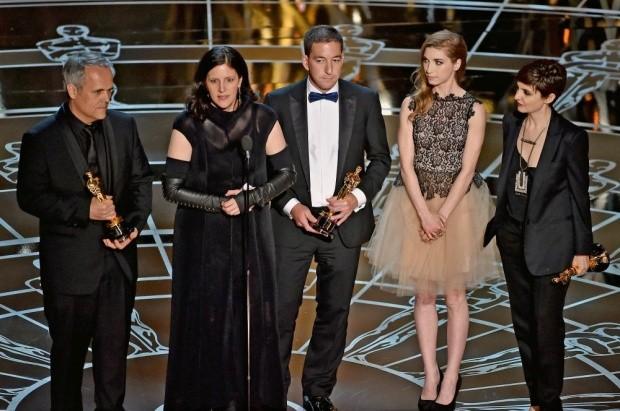 Citizenfour_Oscar award, Feb 22, 2015