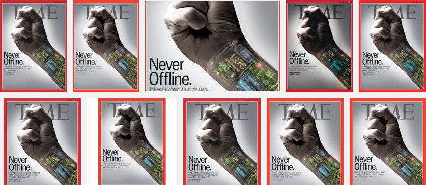 Always online, Never offline