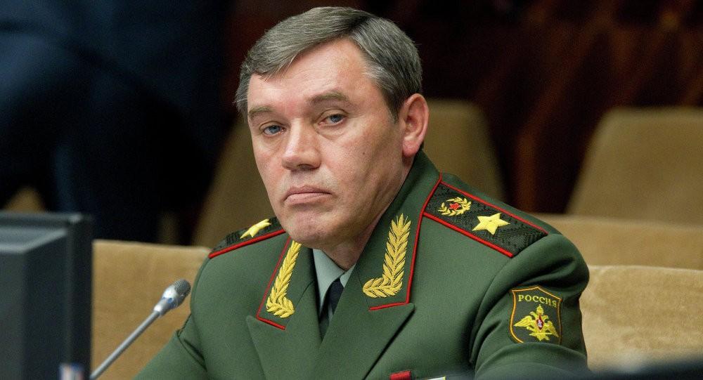 Russian Chief of Staff -- General Valery Gerasimov
