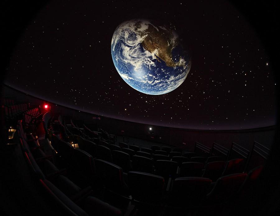 Earth_from CA Palomar observ