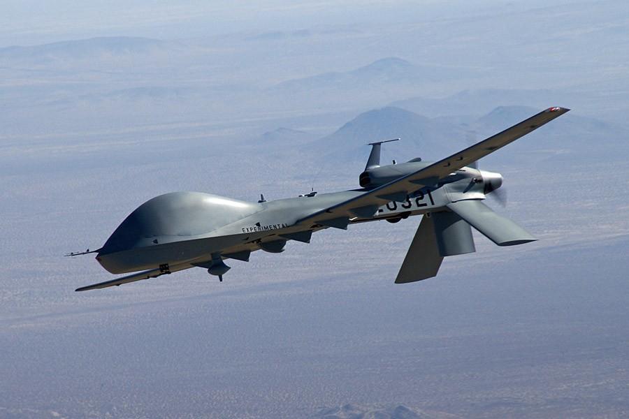 Hellfire on UAV
