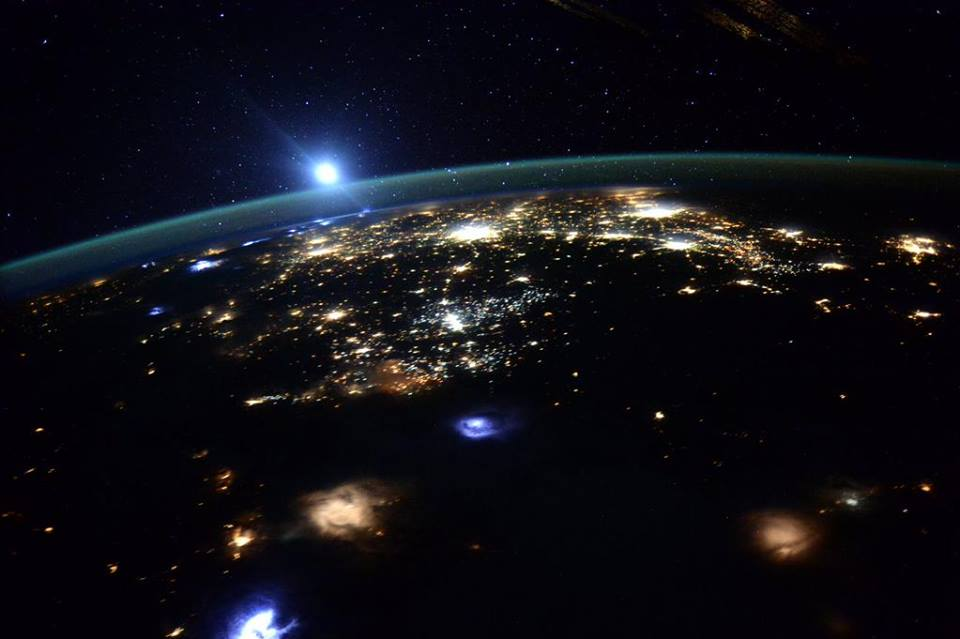 Earth from the ISS_via Astro Scott