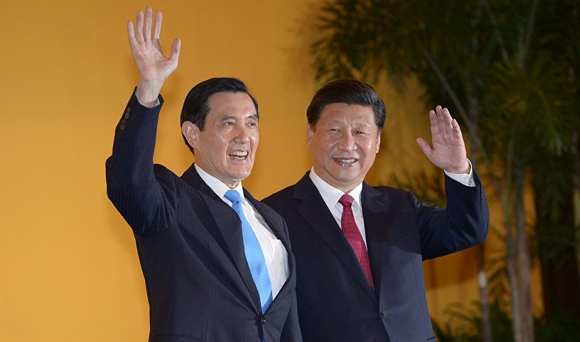 Chinese leaders hold historic meeting