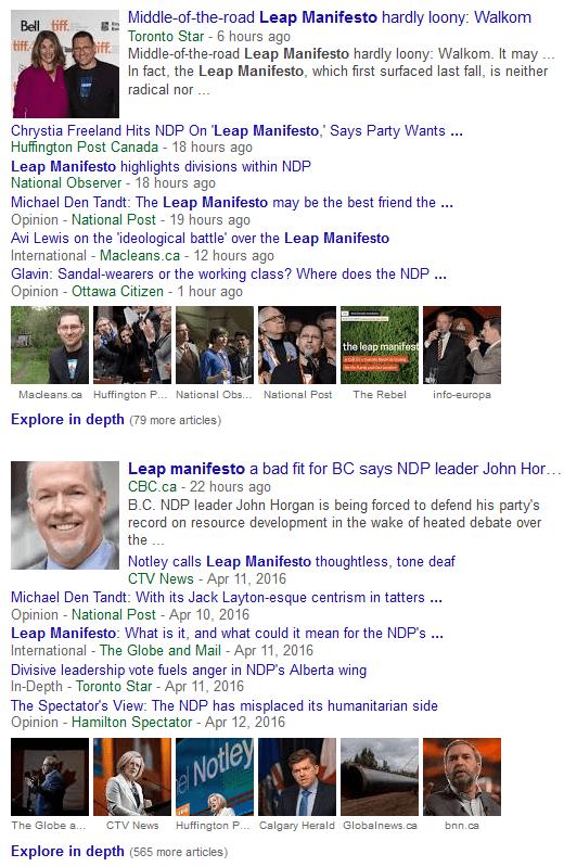Leap Manifesto_CA_Google News screengrab_Apr13,2016